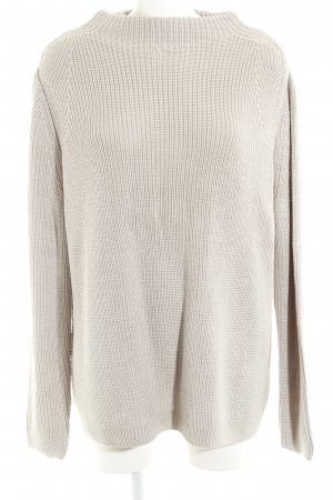 Betty Barclay Grobstrickpullover beige schlichter Stil
