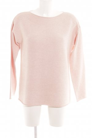 Betty Barclay Grobstrickpullover rosé schlichter Stil