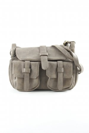 Betty Barclay Borsetta marrone-grigio stile casual