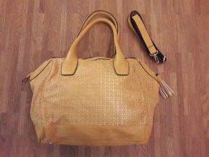 Betty Barclay Handtasche, senfgelb