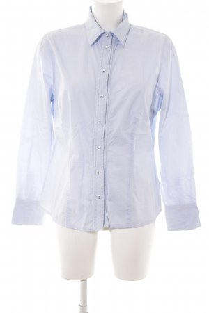 Betty Barclay Camicia blusa blu pallido stile professionale