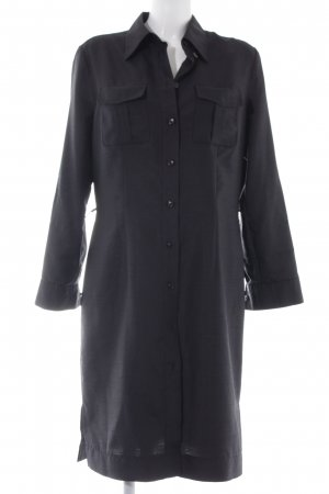 Betty Barclay Hemdblusenkleid schwarz Casual-Look