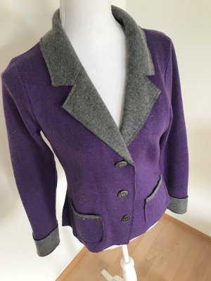 Betty Barclay Blazer grigio-lilla