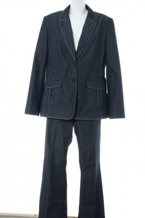 Betty Barclay Trouser Suit blue business style