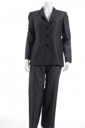 Betty Barclay Hosenanzug anthrazit Business-Look