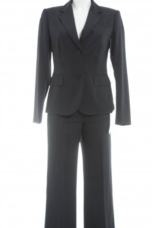 Betty Barclay Hosenanzug dunkelblau Business-Look