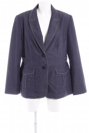Betty Barclay Jeansblazer dunkelblau Casual-Look
