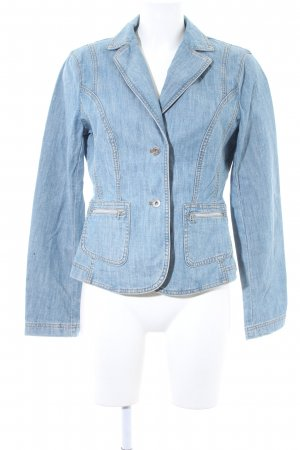 Betty Barclay Jeansblazer himmelblau Casual-Look