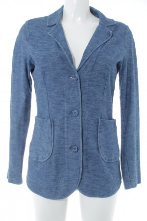 Betty Barclay Denim Blazer steel blue casual look