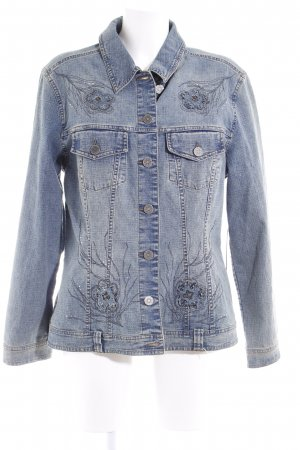 Betty Barclay Jeansjacke blau Casual-Look