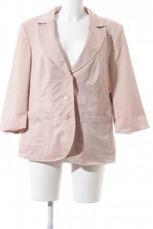 Betty Barclay Jerseyblazer altrosa Business-Look