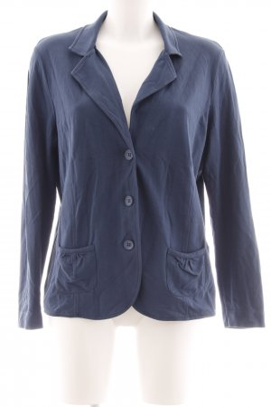 Betty Barclay Jerseyblazer dunkelblau Casual-Look