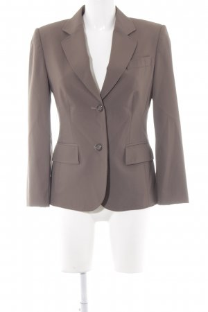 Betty Barclay Jerseyblazer graubraun Business-Look