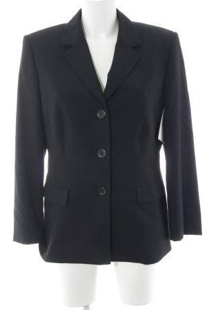 Betty Barclay Jersey Blazer negro estilo «business»