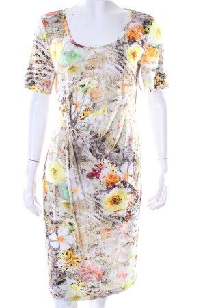 Betty Barclay Jerseykleid Blumenmuster Romantik-Look
