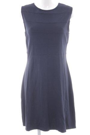Betty Barclay Abito jersey blu scuro elegante