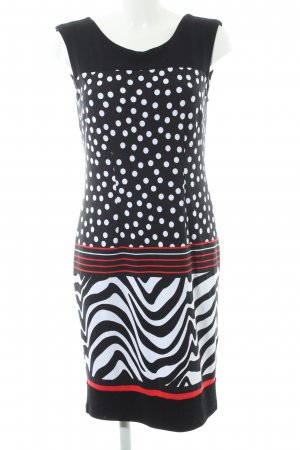 Betty Barclay Jerseykleid Mustermix Casual-Look
