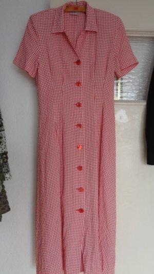 Betty Barclay Kleid wie Vichy mit tollen Knöpfen gr.36-38