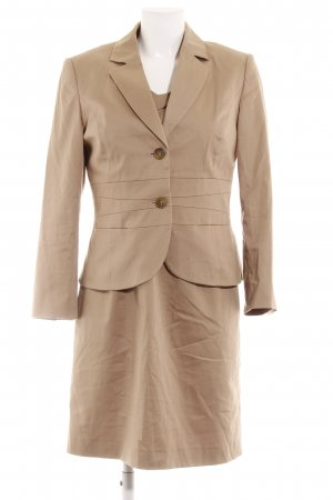 Betty Barclay Kostüm camel Business-Look
