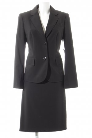 Betty Barclay Kostüm schwarz Business-Look