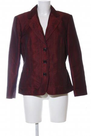 Betty Barclay Kurz-Blazer rot Business-Look