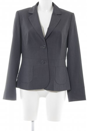 Betty Barclay Kurz-Blazer anthrazit Business-Look