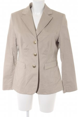 Betty Barclay Kurz-Blazer beige Business-Look