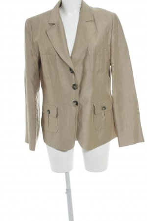 Betty Barclay Kurz-Blazer beige Casual-Look