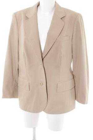 Betty Barclay Kurz-Blazer beige minimalistischer Stil