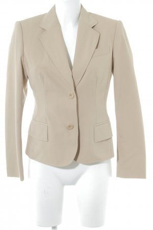 Betty Barclay Kurz-Blazer camel Business-Look