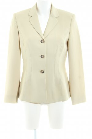Betty Barclay Kurz-Blazer wollweiß Casual-Look