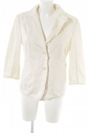 Betty Barclay Kurz-Blazer creme-weiß Elegant