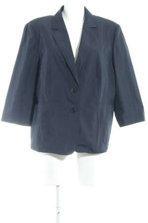 Betty Barclay Korte blazer donkerblauw simpele stijl