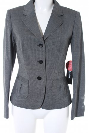 Betty Barclay Kurz-Blazer grau Business-Look
