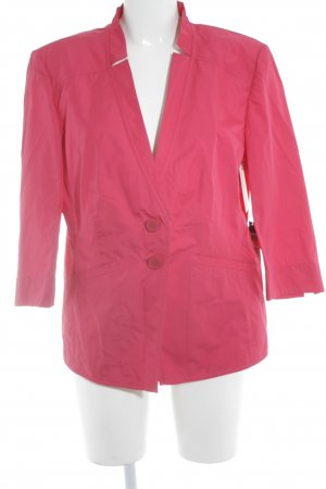 Betty Barclay Kurz-Blazer magenta Business-Look