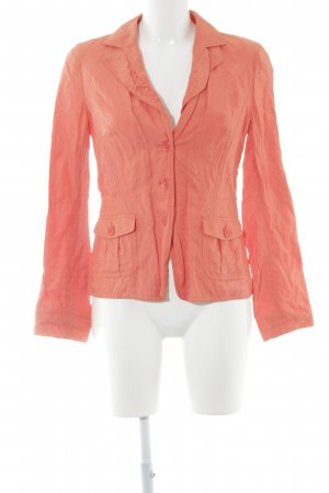Betty Barclay Kurz-Blazer orange-lachs Casual-Look