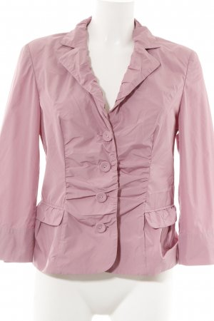 Betty Barclay Kurz-Blazer rosa Casual-Look
