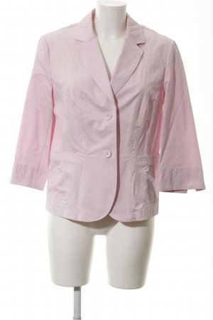 Betty Barclay Kurz-Blazer rosé Casual-Look