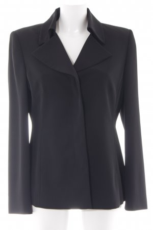 Betty Barclay Kurz-Blazer schwarz Business-Look
