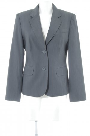 Betty Barclay Kurz-Blazer taupe meliert Business-Look