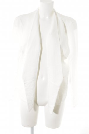 Betty Barclay Kurz-Blazer wollweiß schlichter Stil