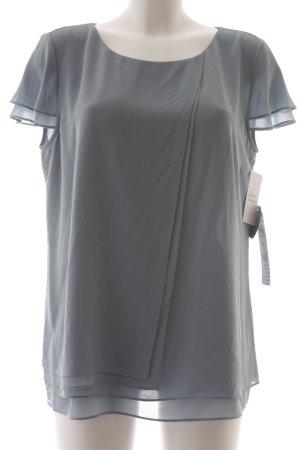 Betty Barclay Kurzarm-Bluse graublau Elegant