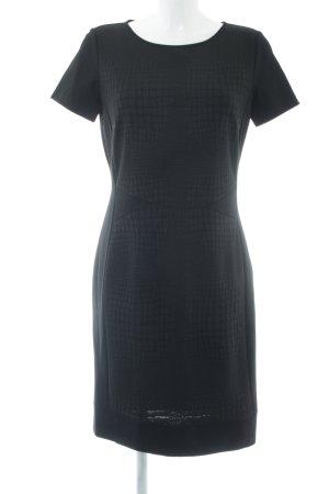 Betty Barclay Kurzarmkleid schwarz Elegant