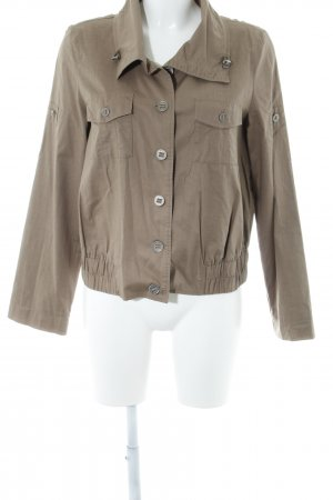 Betty Barclay Kurzjacke hellbraun Casual-Look