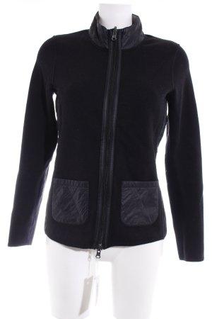Betty Barclay Kurzjacke schwarz-grau Casual-Look