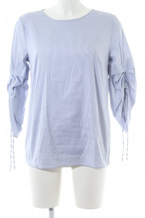 Betty Barclay Langarm-Bluse blau-weiß Streifenmuster Casual-Look