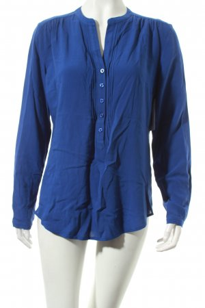 Betty Barclay Langarm-Bluse blau Casual-Look