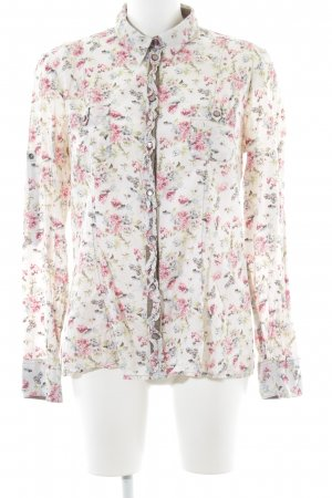 Betty Barclay Langarm-Bluse Blumenmuster Casual-Look