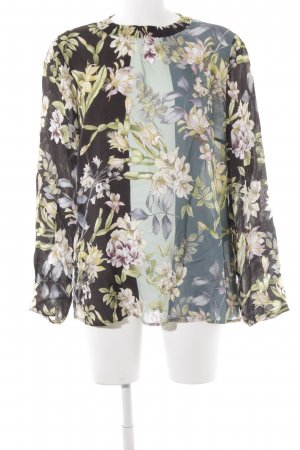 Betty Barclay Langarm-Bluse florales Muster Casual-Look