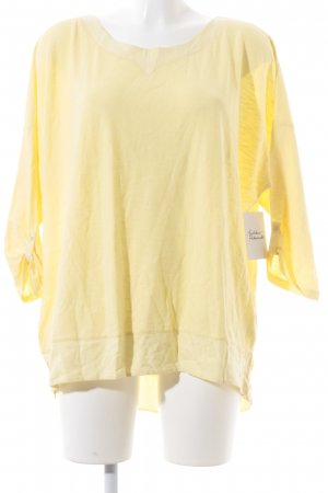 Betty Barclay Langarm-Bluse gelb Casual-Look